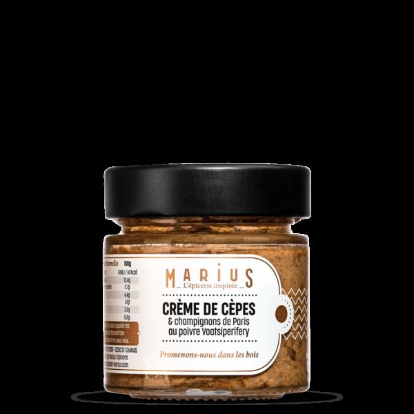 Marius creme de cepes