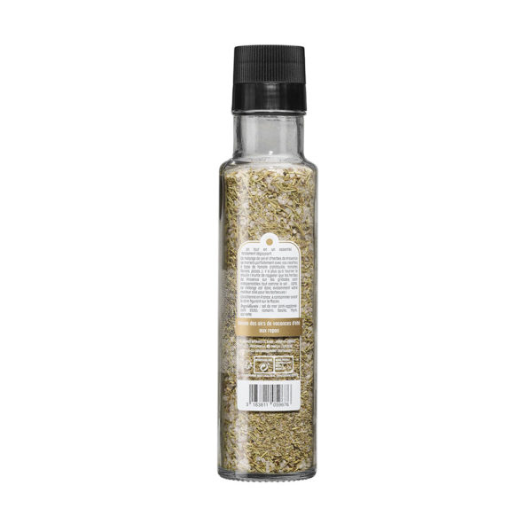 MARiUS GRAND MOULIN SEL HERBES PROVENCE dos