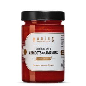 MARiUS CONFITURE ABRICOT AMANDES