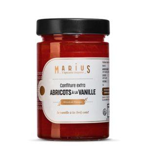 MARiUS CONFITURE ABRICOT VANILLE