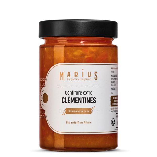 MARiUS CONFITURE CLEMENTINE CORSE