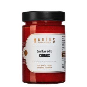 MARiUS CONFITURE COING