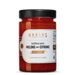 MARiUS CONFITURE MELON CITRON