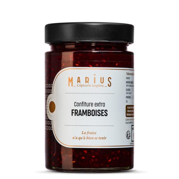 MARiUS CONFITURE FRAMBOISES