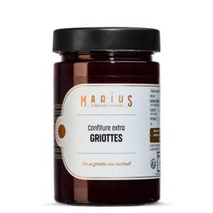 MARiUS CONFITURE GRIOTTES