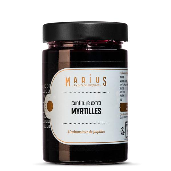MARiUS CONFITURE MYRTILLES