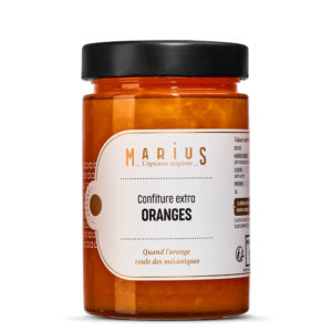 MARiUS CONFITURE ORANGE