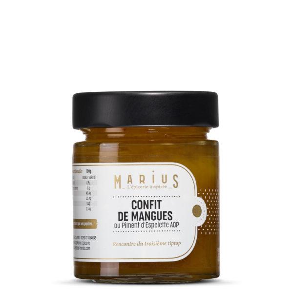 MARiUS CONFIT MANGUE