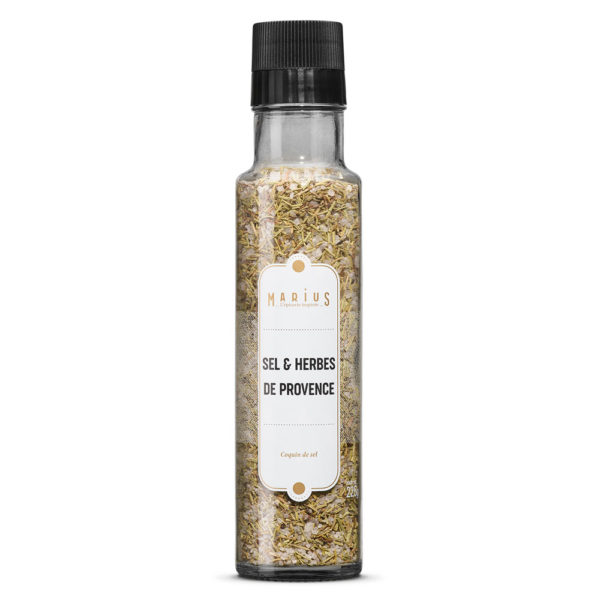 MARiUS GRAND MOULIN SEL HERBES PROVENCE