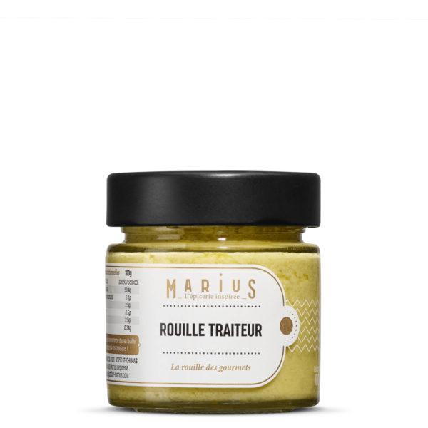 MARiUS ROUILLE TRAITEUR