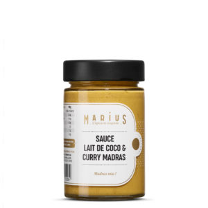 MARiUS SAUCE CURRY COCO