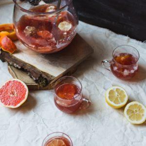 cocktail negroni aux epices MARiUS