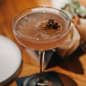 Mocktail fizz au piment d'Espelette