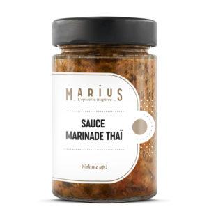 marinade thai MARiUS