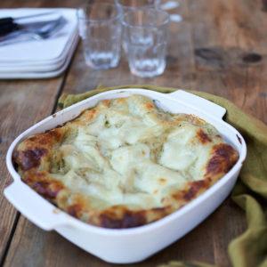 Lasagnes végétariennes MARiUS