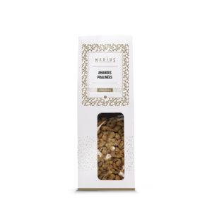 Amandes pralinées à la vanille bourbon MARiUS