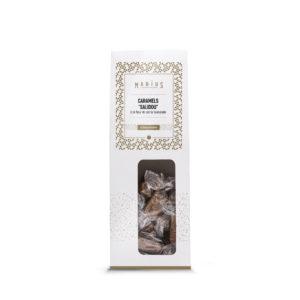 "Caramels ""Salidou"" à la fleur de sel de Guérande"