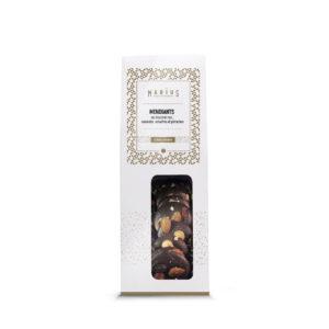 Mendiants au Chocolat Noir et Fruits Sec