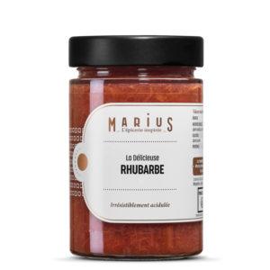 DELICIEUSE RHUBARBE MARIUS